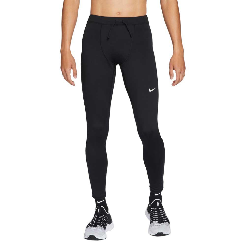 Nike Legging Dri Fit Challenger S Black / Reflective Silv