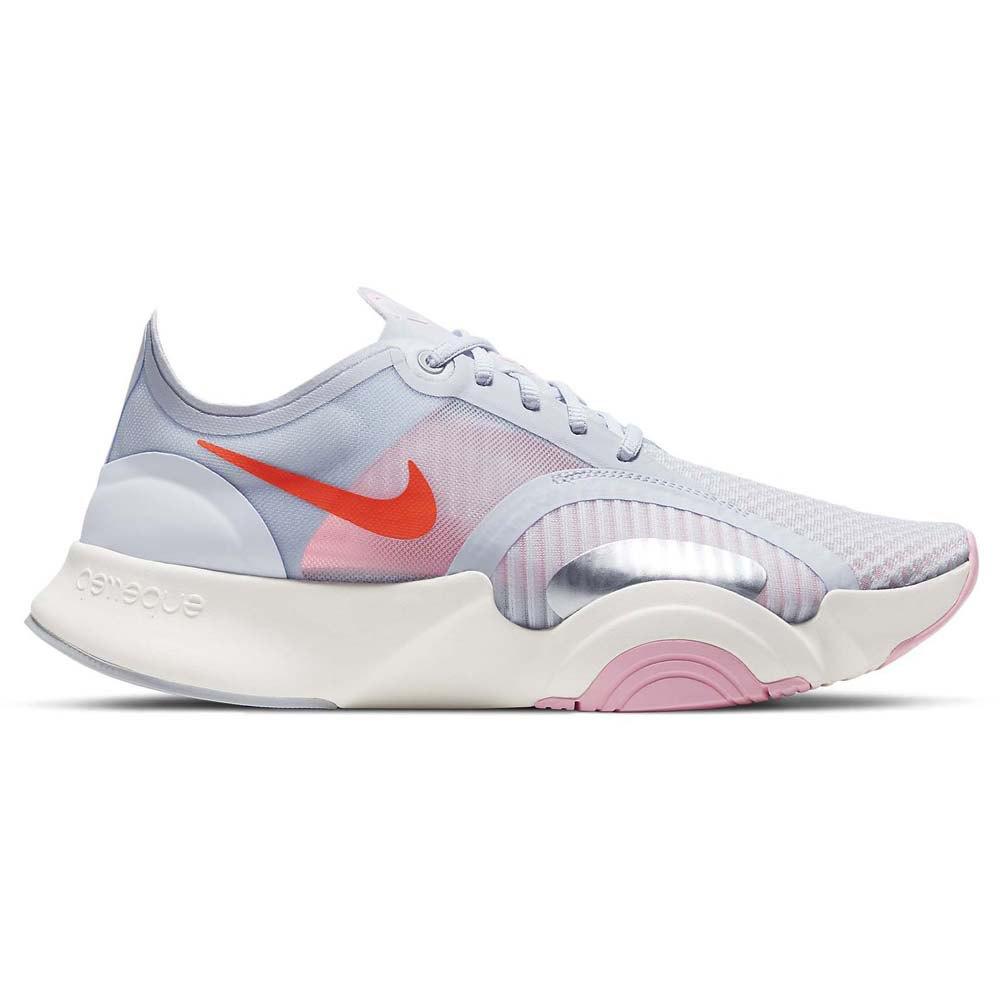 Nike Chaussures Superrep Go EU 39 Football Grey / Bright Crimson