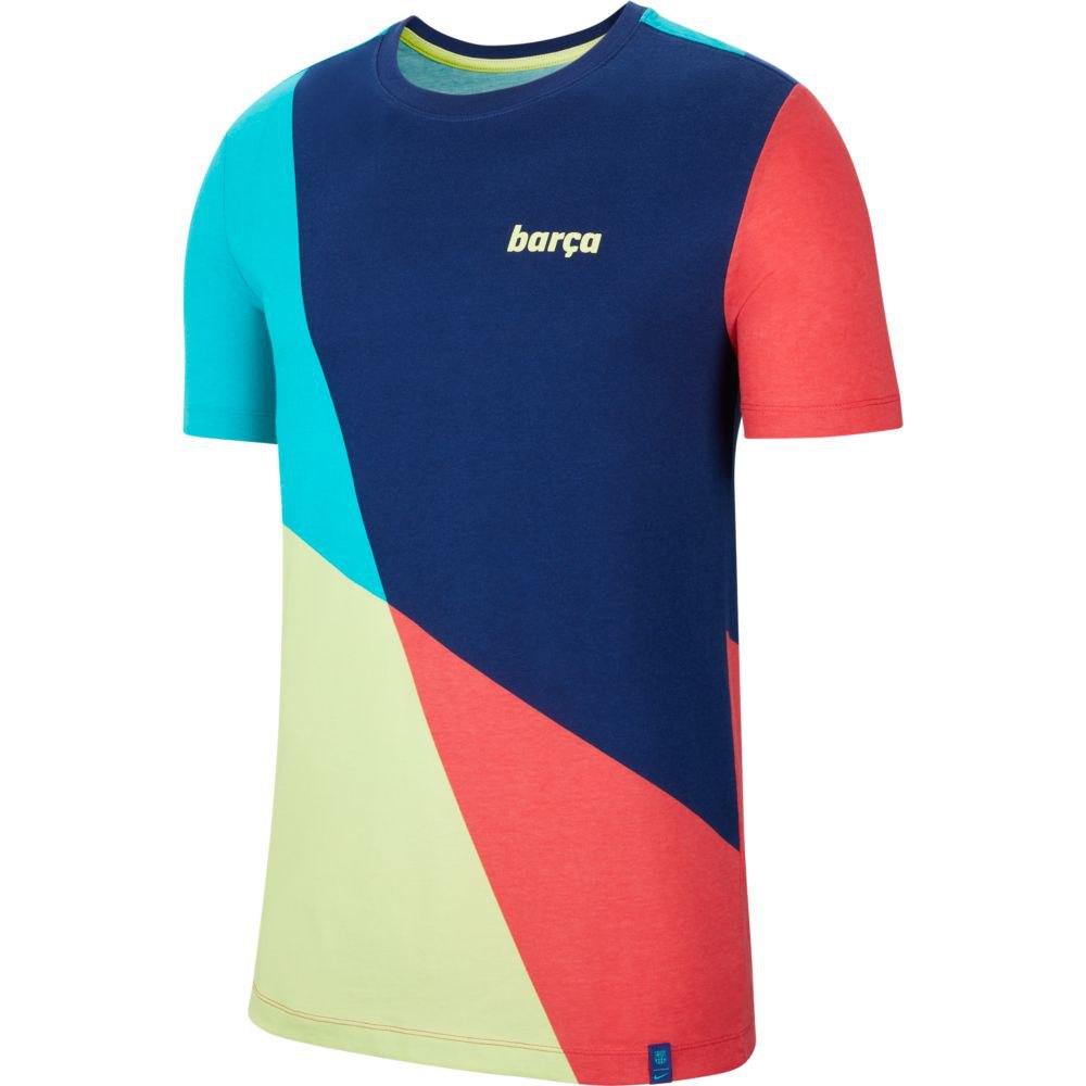 Nike Fc Barcelona 20/21 XXL Oracle Aqua