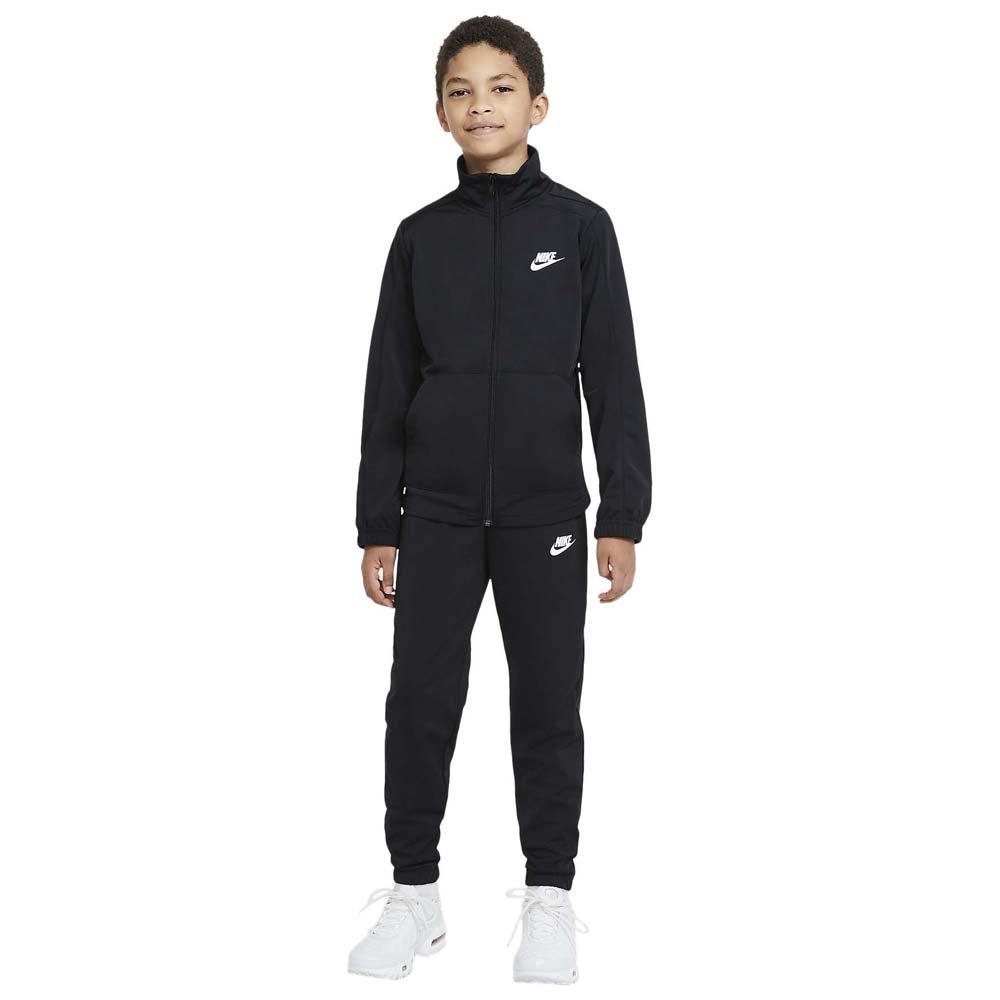 Nike Sportswear S Black / Black / White
