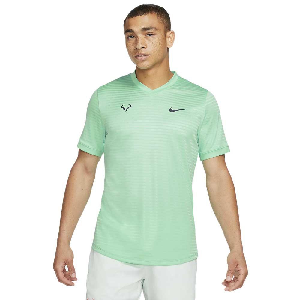 Nike Rafa Challenger S Green Glow / Thunder Blue