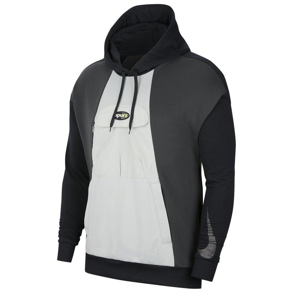 Nike Tottenham Hotspur Pullover 20/21 S Dk Smoke Grey / Medium Silver
