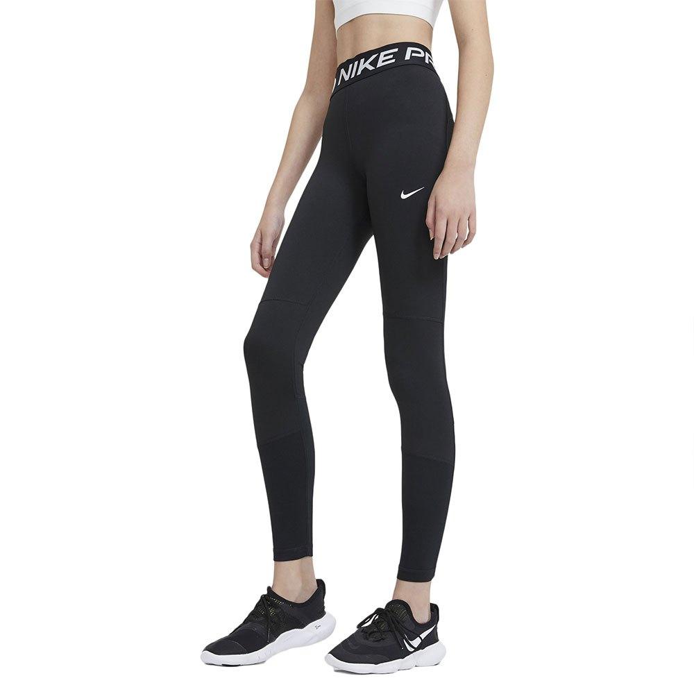 Nike Pro S Black / White