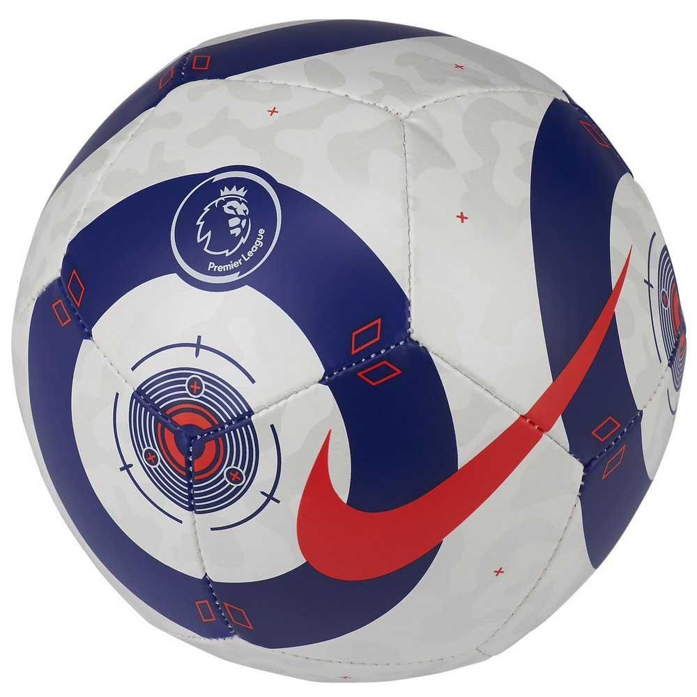 Nike Premier League Skills 1 White / Blue / Laser Crimson