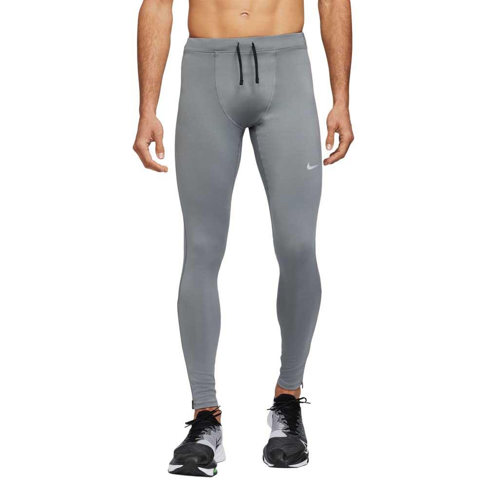 Nike Legging Dri Fit Challenger S Smoke Grey / Reflective Silv