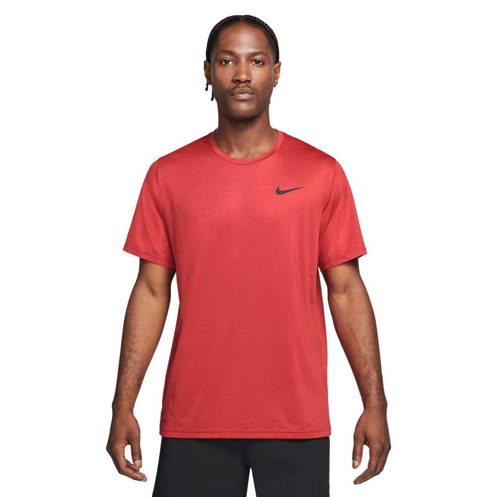 Nike T-shirt Manche Courte Pro Dri Fit S Team Red / University Red / Htr / Black