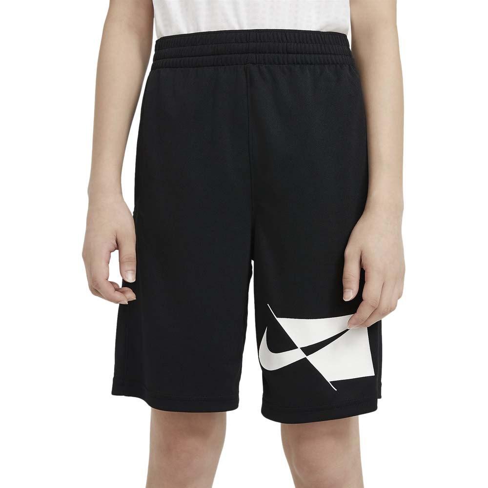 Nike Short Dri-fit S Black / White
