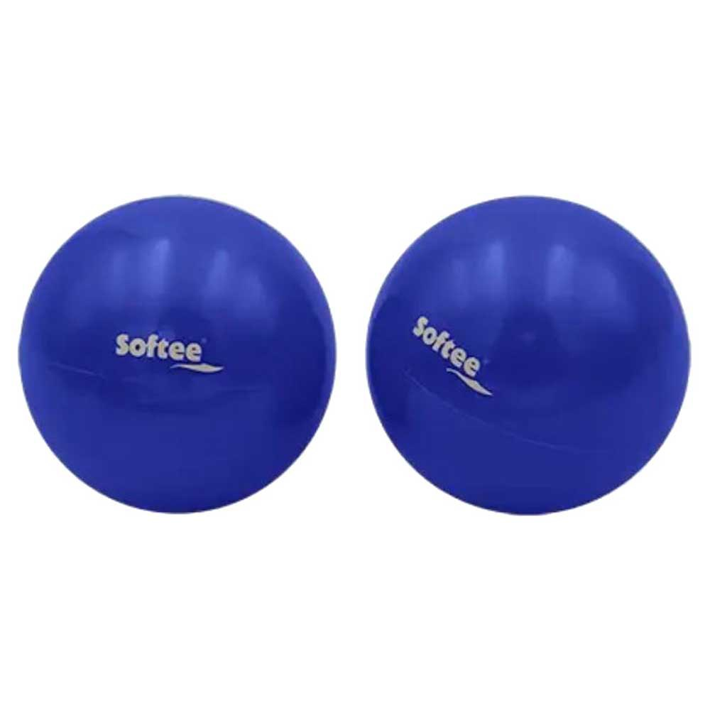 Softee Medecine Ball 1 Kg 1 Kg Blue