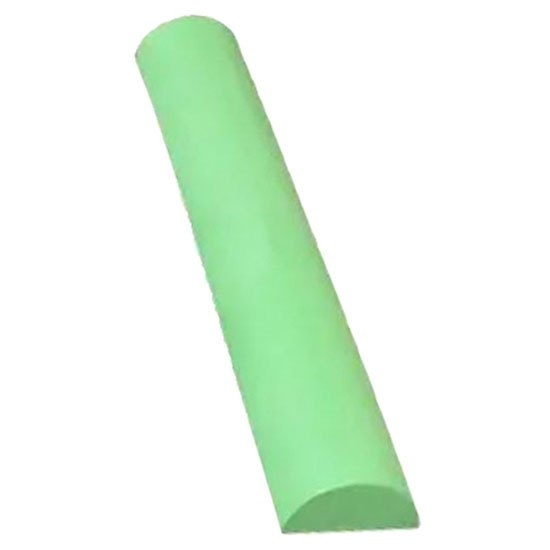 Softee Deluxe Pilates Demi-cylindre De 90 Cm 90 cm Green