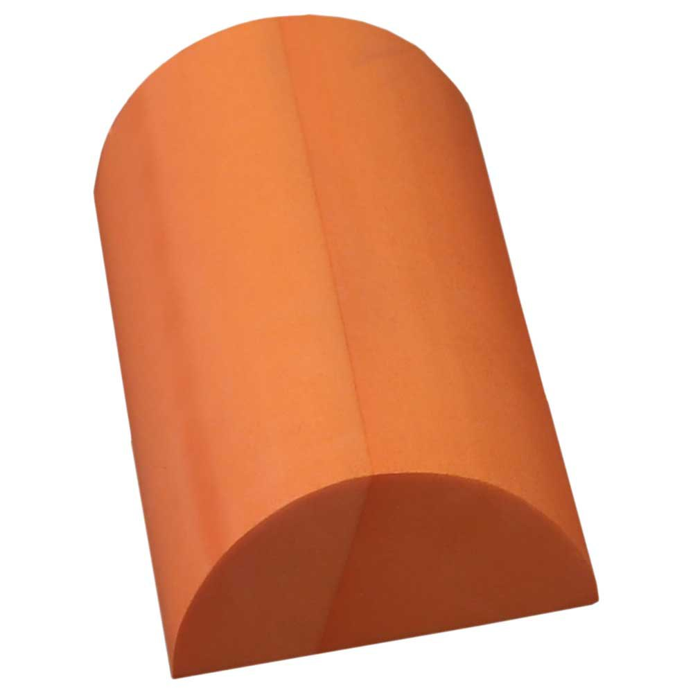 Softee Deluxe Pilates Demi-cylindre De 30 Cm 30 cm Coral