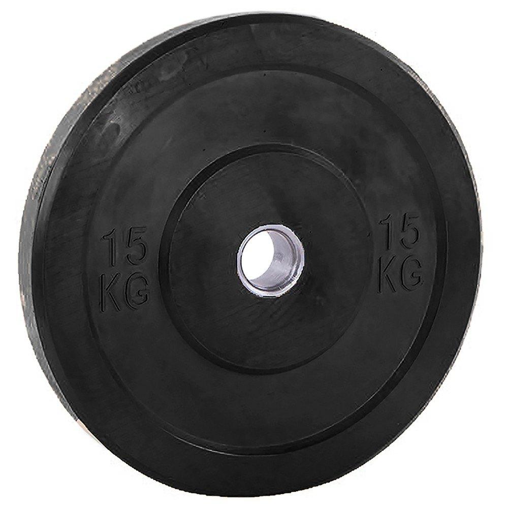 Softee Pare-chocs Disque 15 Kg 15 kg Black