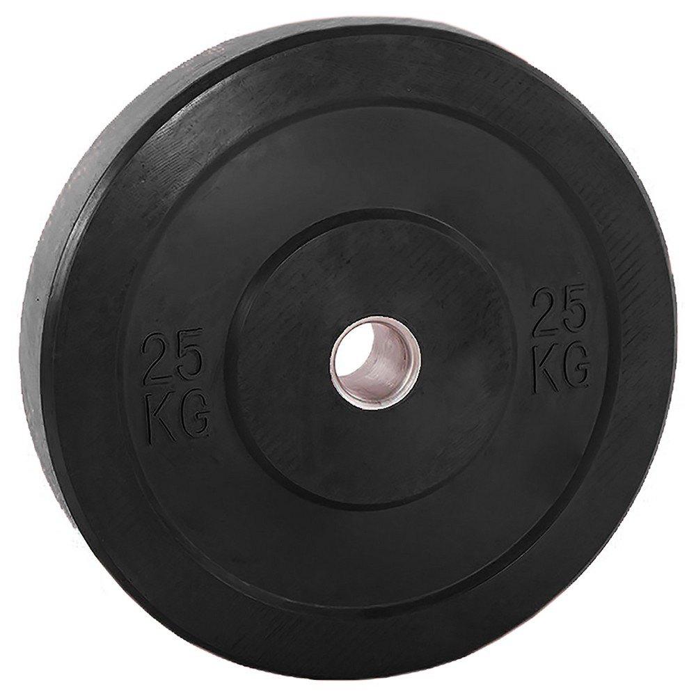 Softee Disque Pare-chocs 25 Kg 25 kg Black