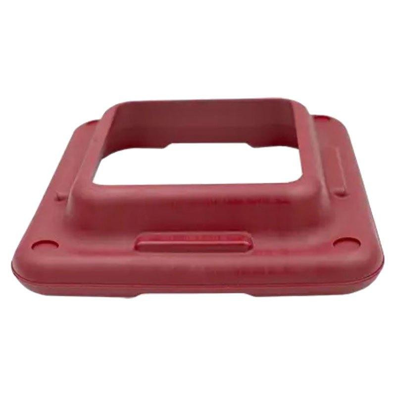 Softee Riser 36 x 25.5 x 9.5 cm Red