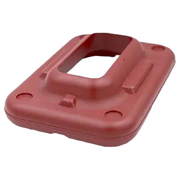Softee Ministep Riser 35 x 25x 8 cm Red