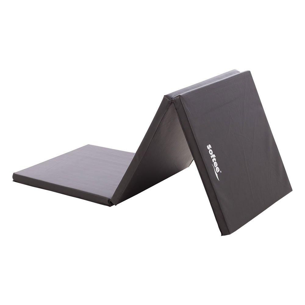 Softee Folding 180 x 60 x 4 cm Black