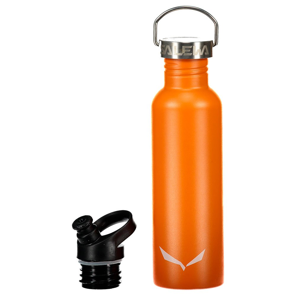 Salewa Aurino 750ml Double Lid One Size Orange
