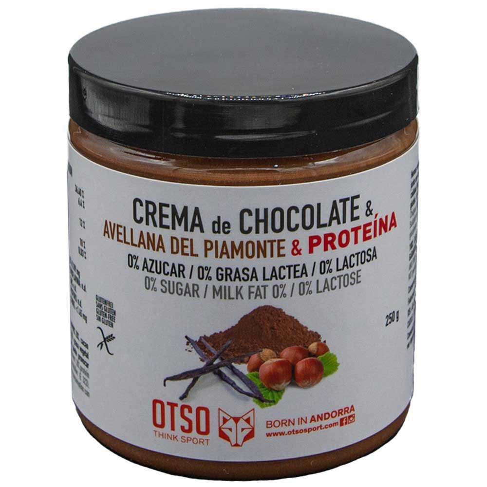 Otso Protéine 250gr Chocolat&noisette One Size