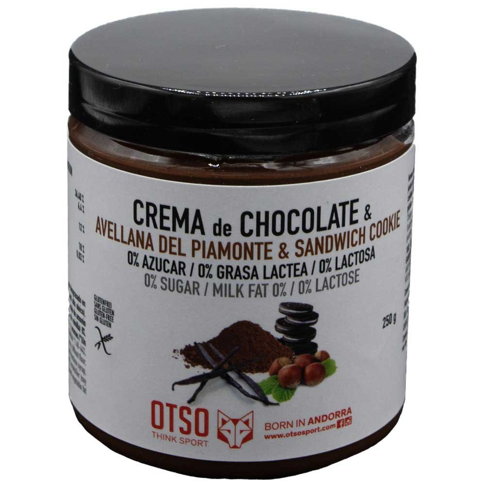 Otso Crème 250gr Chocolat&noisette&biscuits One Size