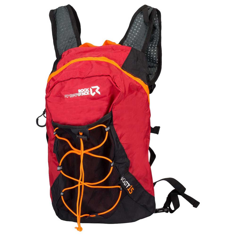 Rock Experience Sac à Dos Ghost 15l One Size Fiery Red / Caviar
