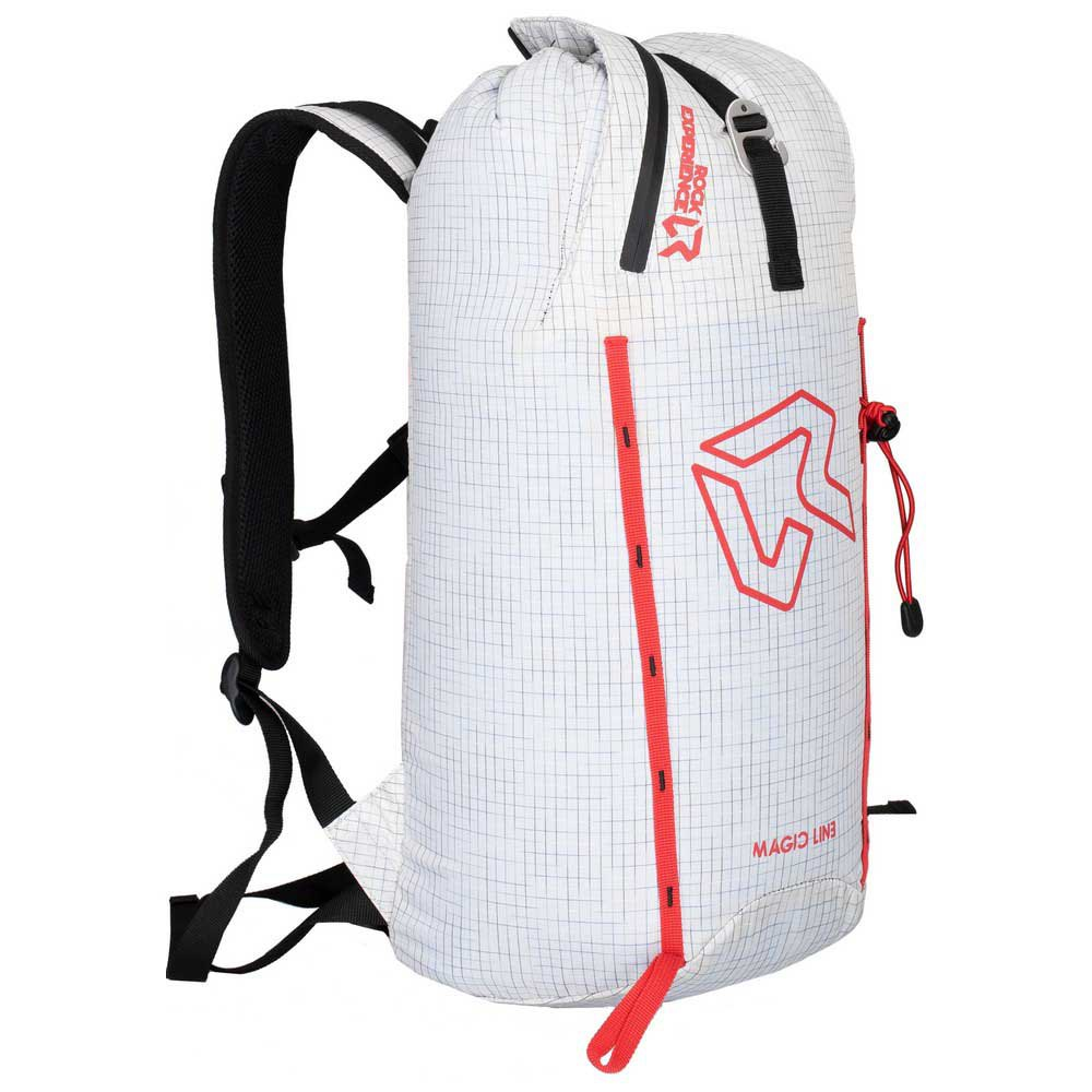 Rock Experience Sac à Dos Magic Line 25l One Size Marshmallow / High Risk Red