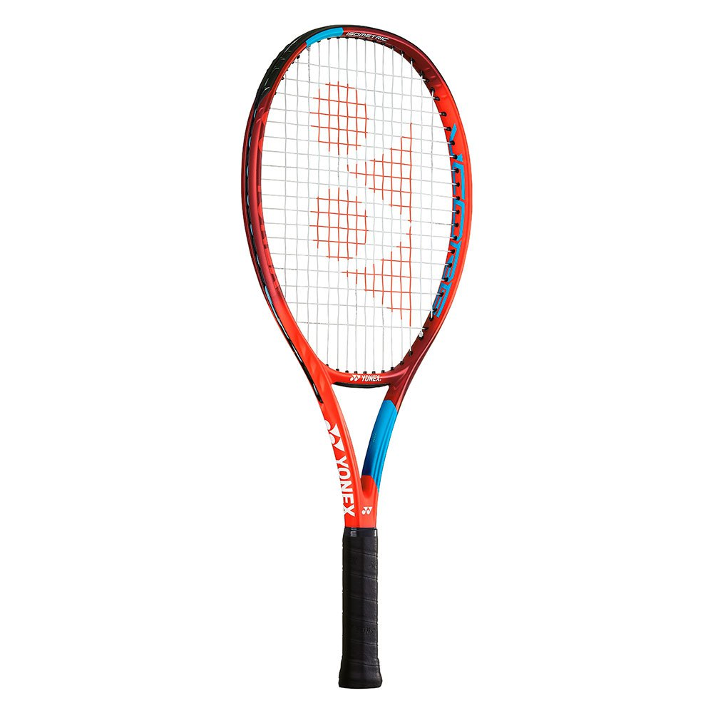 Yonex V Core 25 10-12 Years Tennis Racket 0 Tango Red