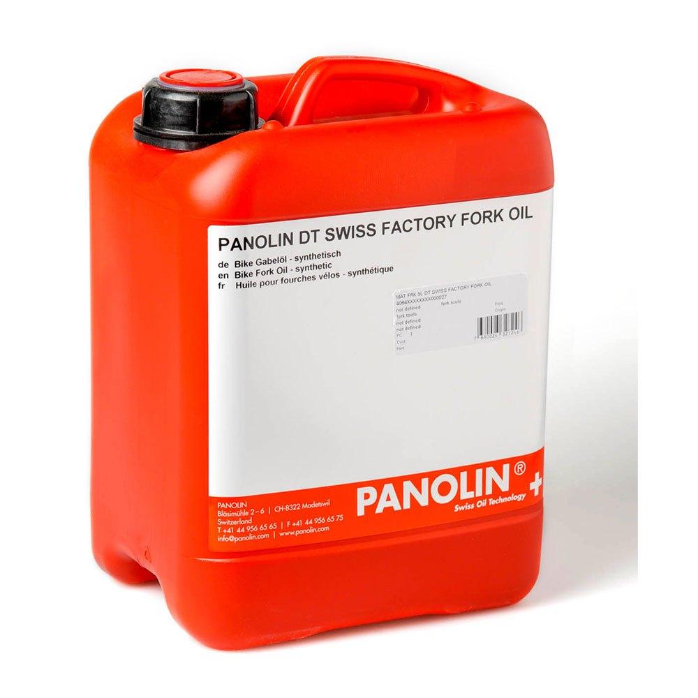 Lubricantes y limpiadores Factory Panolin+ Fork Oil 5l