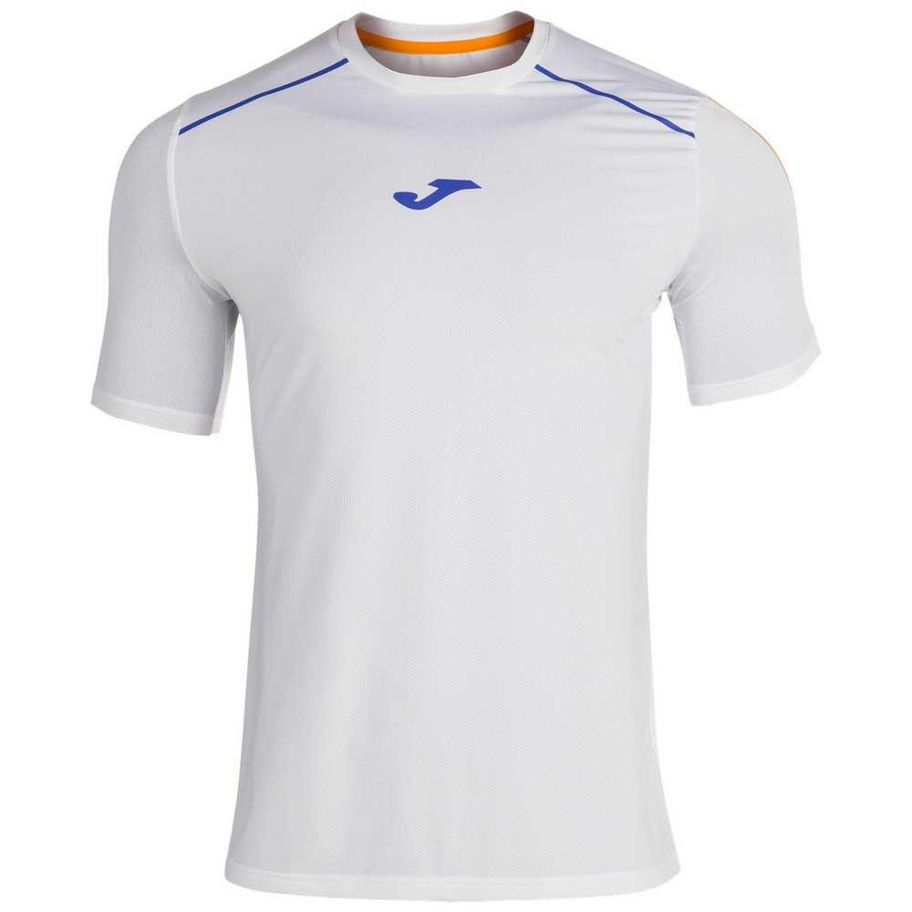 Joma T-shirt Manche Courte Torneo 9-10 Years White