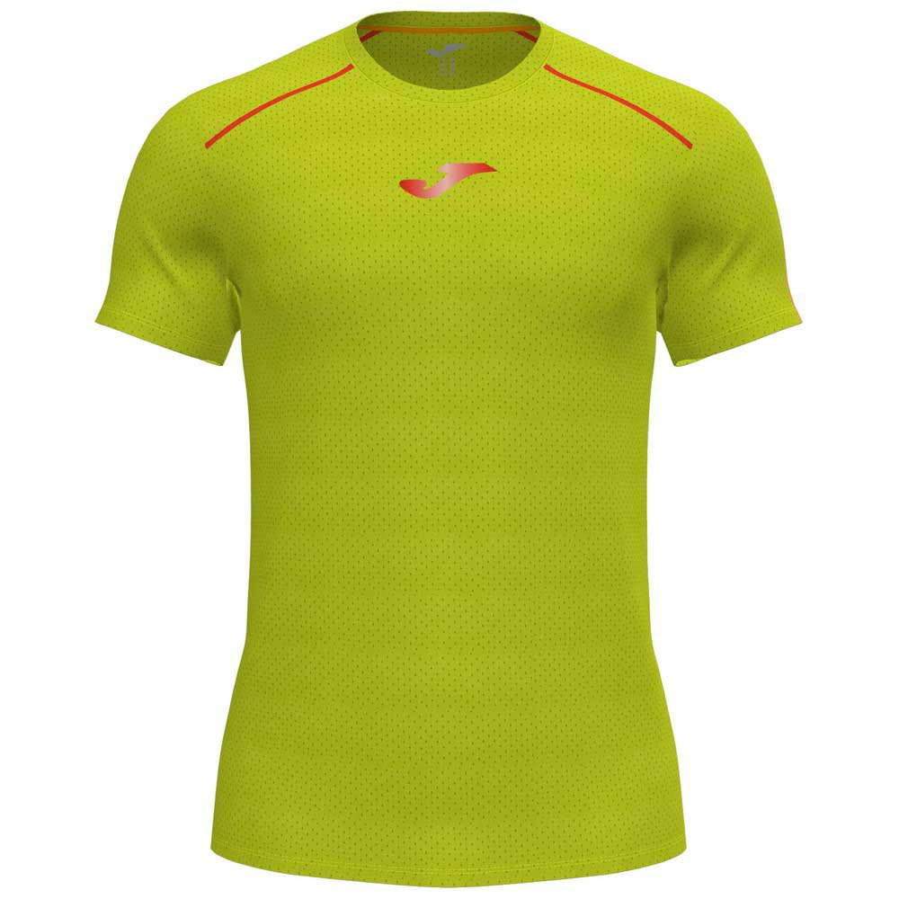 Joma T-shirt Manche Courte Torneo 9-10 Years Lime