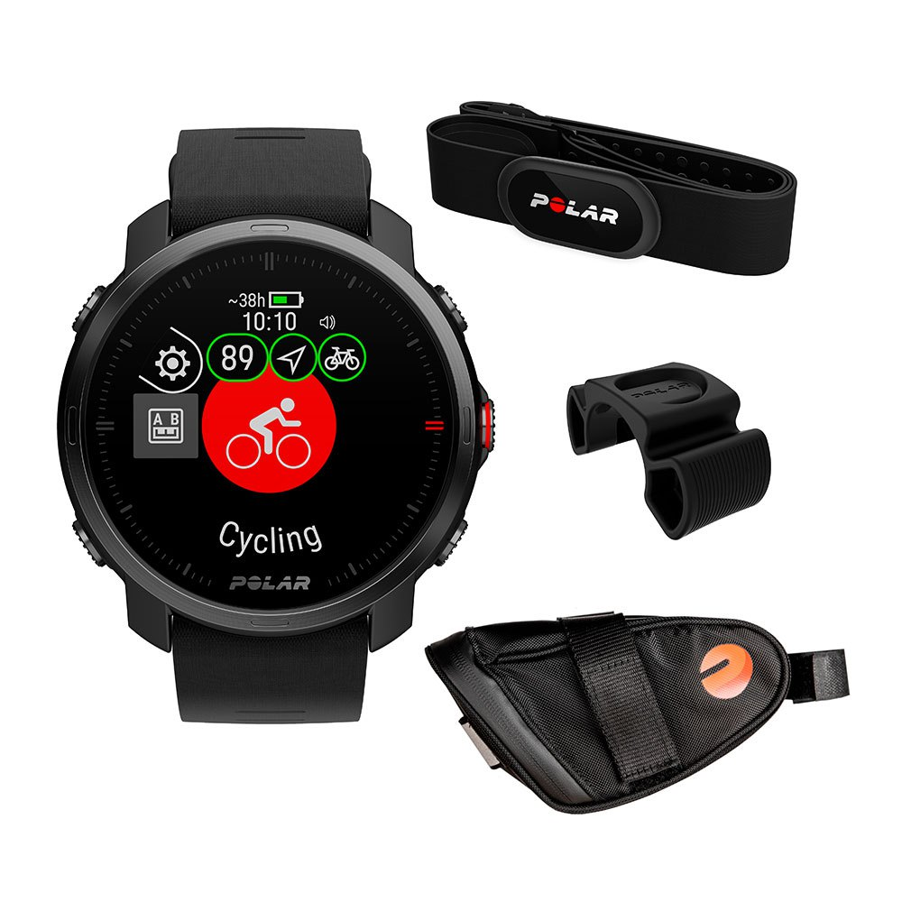 Polar GRIT X GPS Watch Cycling Bundle - Relojes