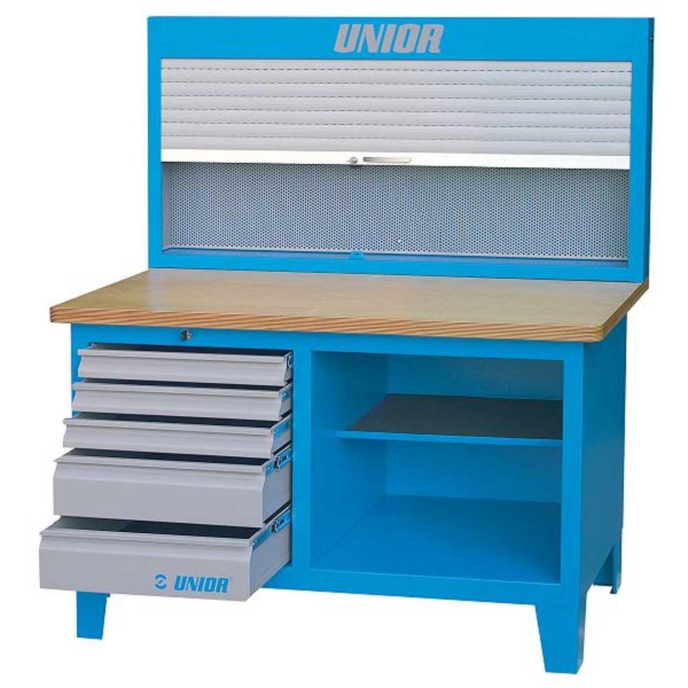 Almacenamiento Work Bench With Cabinet Roller Shutter