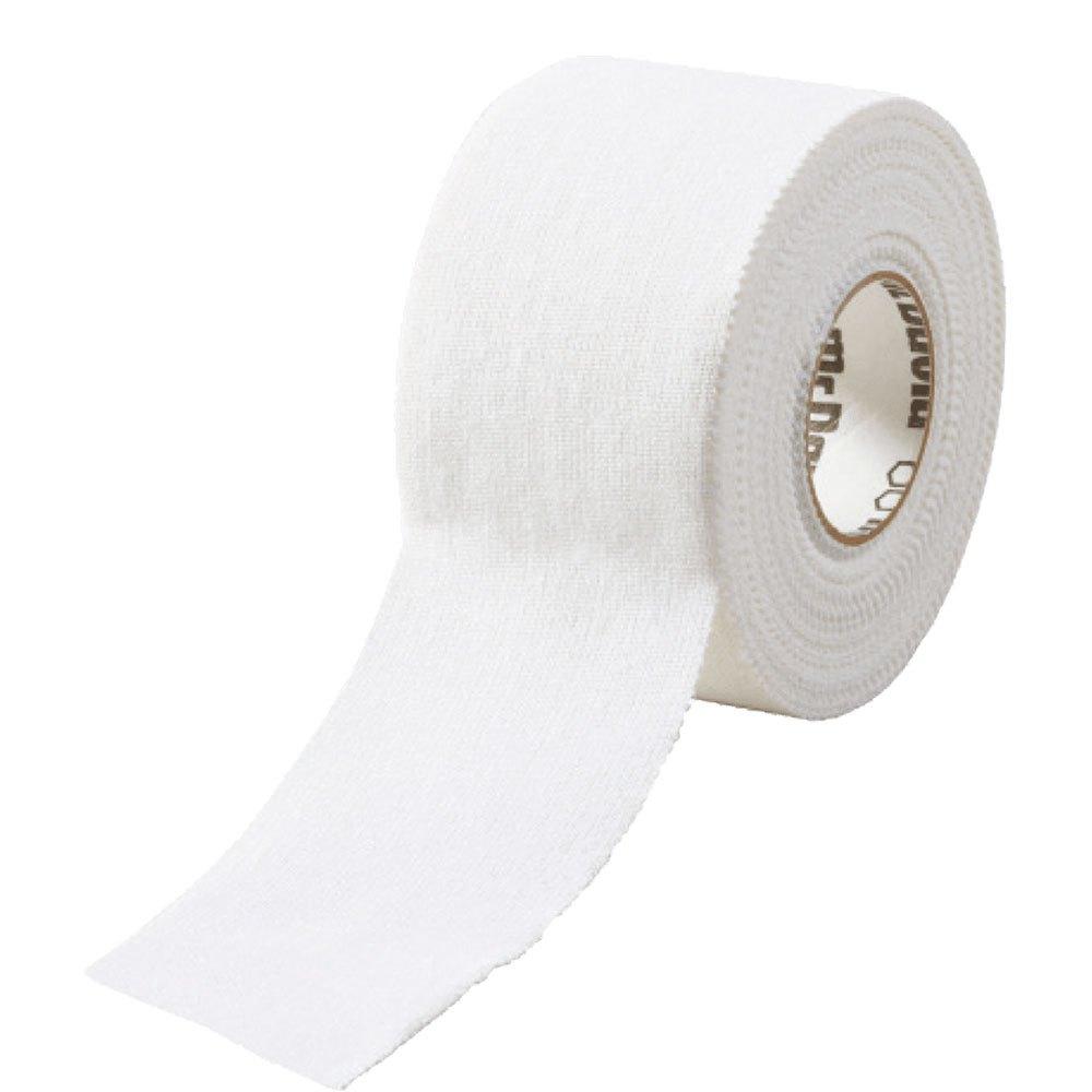 Mc David Athletic Tape 2.5cmx10m 1 Unit White