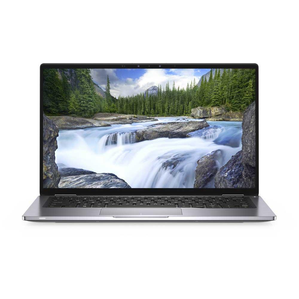 Portátil Dell Latitude 9410 14'' I7-10610u/16gb/512gb Ssd Spanish QWERTY Silver