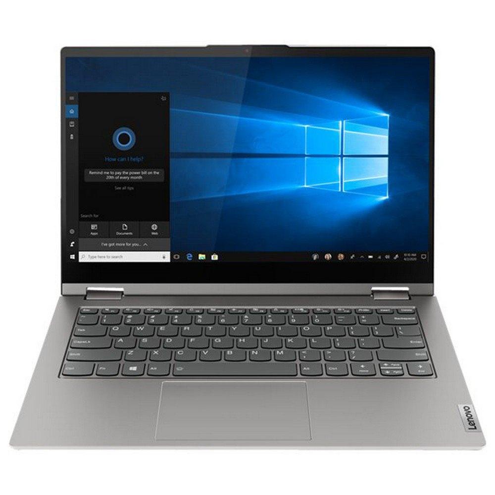 Portátil Lenovo Thinkbook 14s Yoga 14'' I5-1135g7/8gb/256gb Ssd Spanish QWERTY Silver