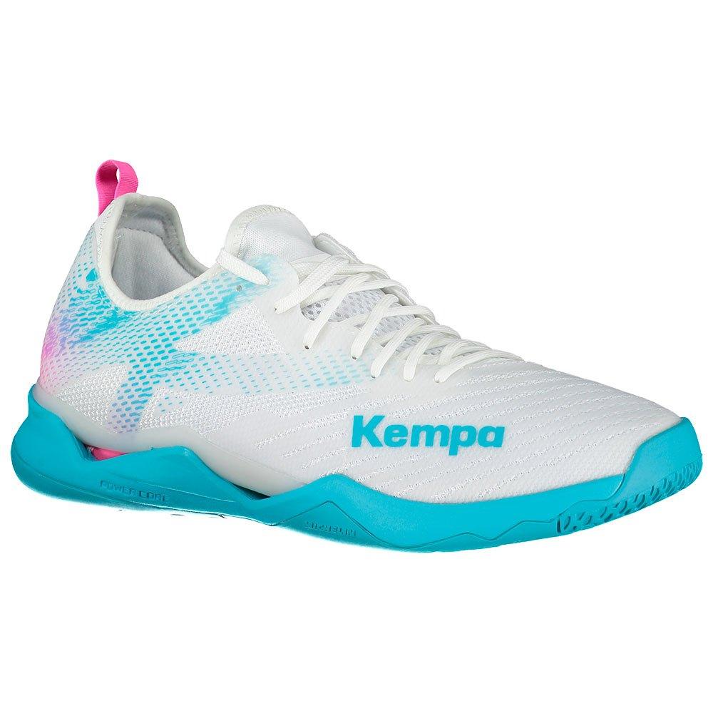 Kempa Chaussures Wing Lite 2.0 EU 36 White / Aqua