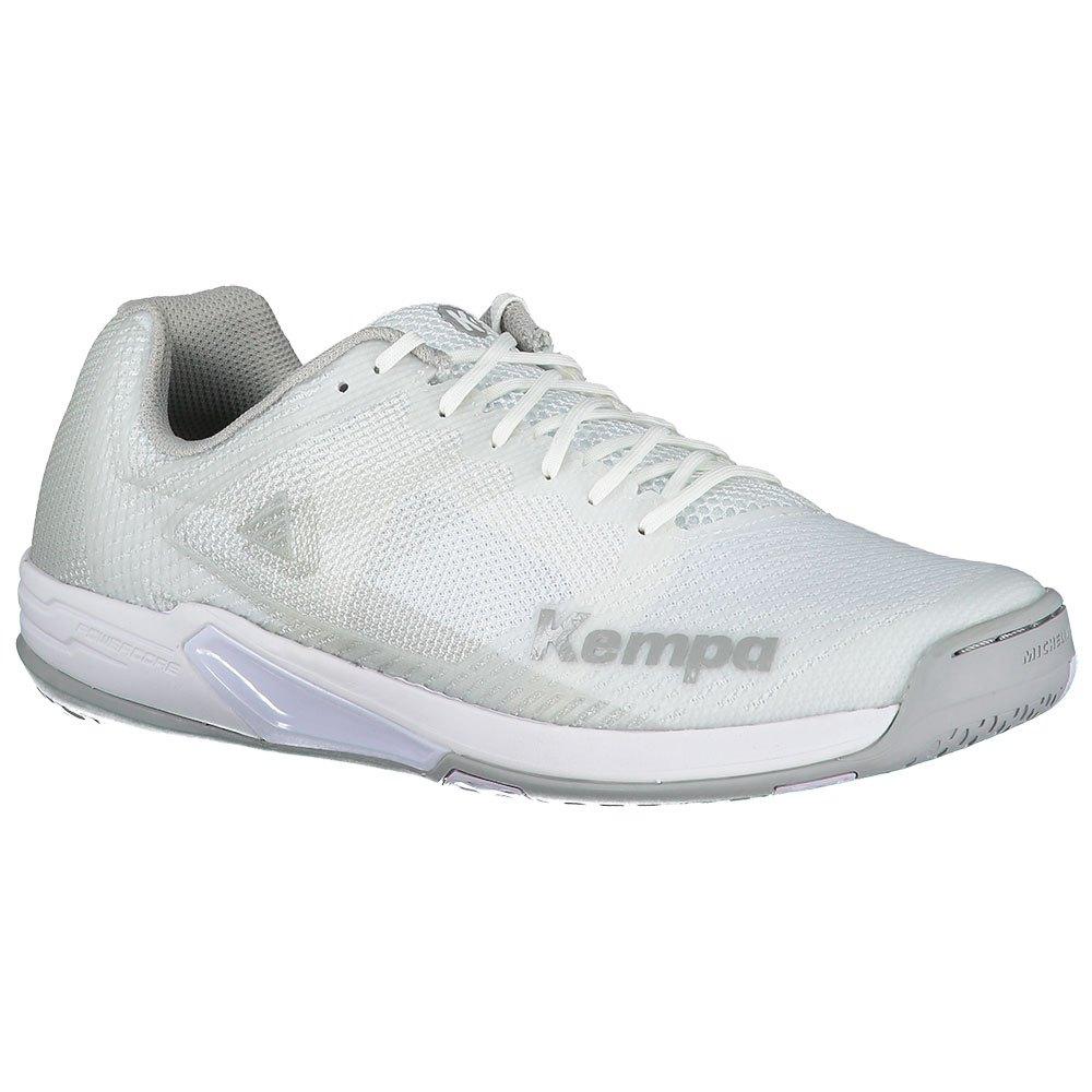 Kempa Chaussures Wing 2.0 EU 36 White / Cool Grey
