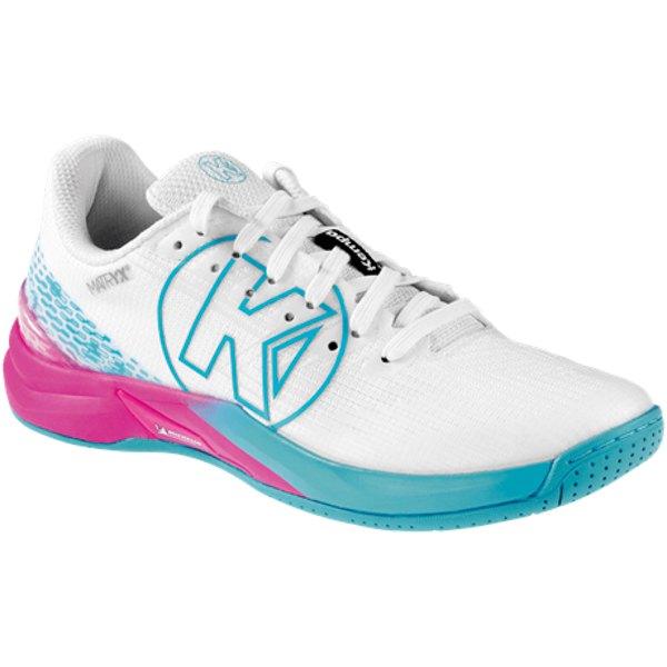 Kempa Chaussures Attack Pro 2.0 EU 36 White / Aqua