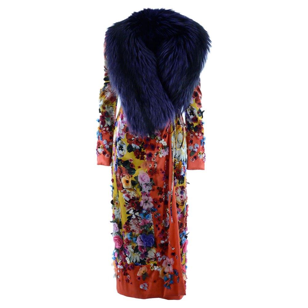 Dolce & Gabbana Silk 40 Purple