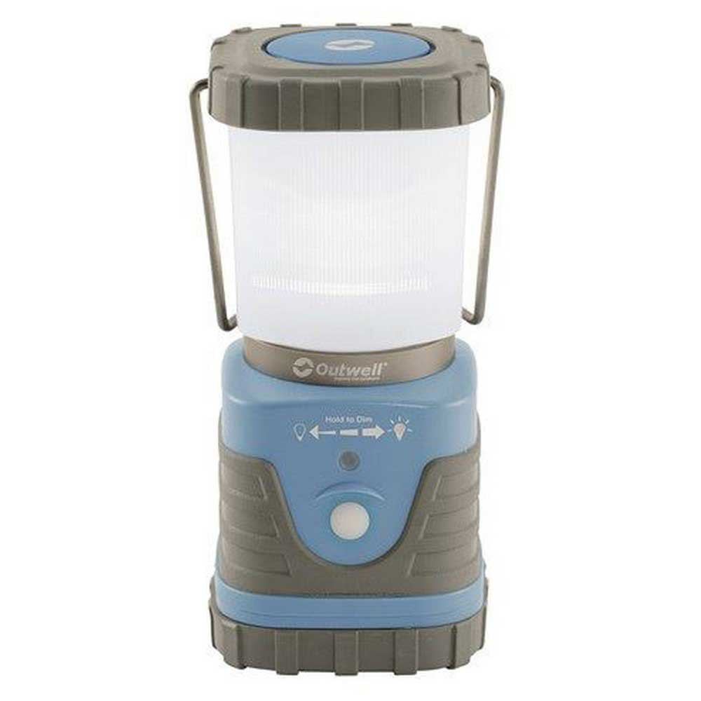Outwell Carnelian Dc 350 Lumens Grey / Light Blue