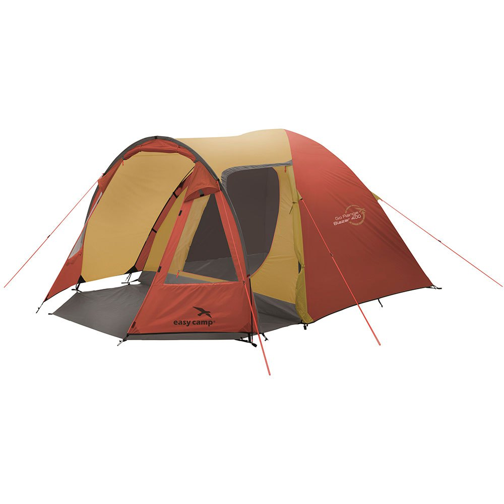 Easycamp Blazar 400 4 Places Gold Red