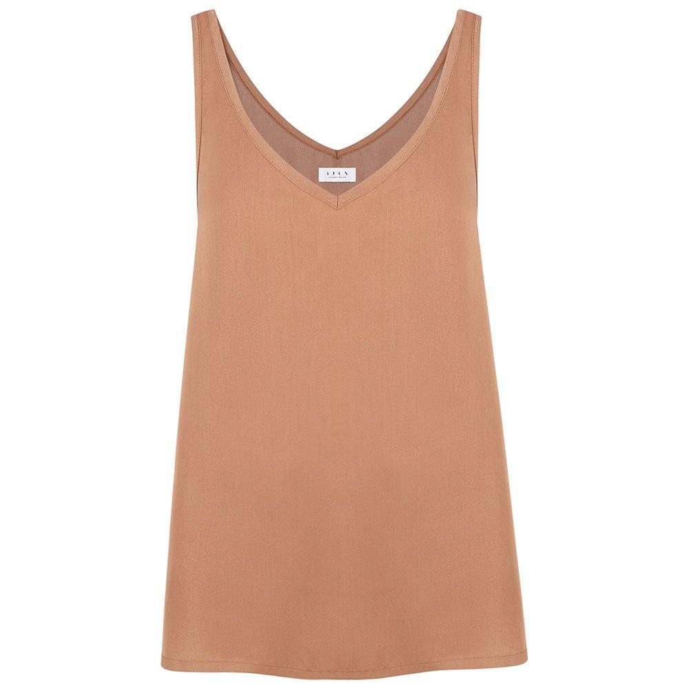 Born Living Yoga T-shirt Sans Manches Alltime S Almond