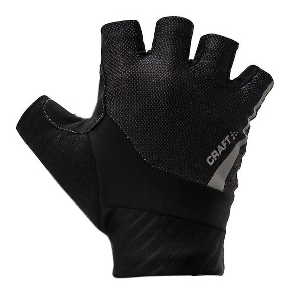 Craft Gants Entraînement Roleur XS Noir / Noir