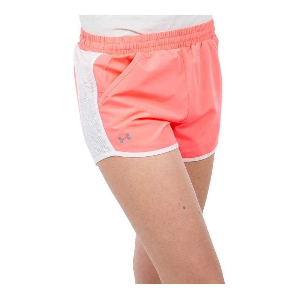 Under Armour Short Fly-by XS Pink