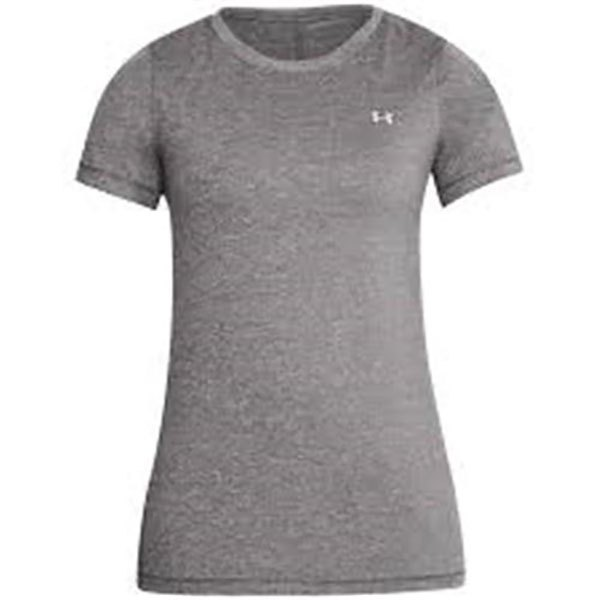 Under Armour T-shirt Manche Courte Heat Gear S Grey