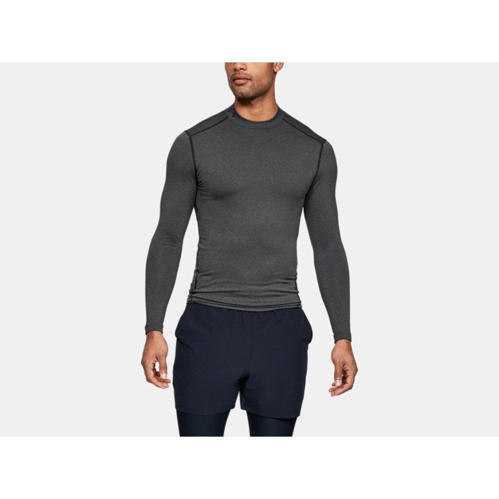 Under Armour Cold Gear T-shirt Manche Longue XXL Grey