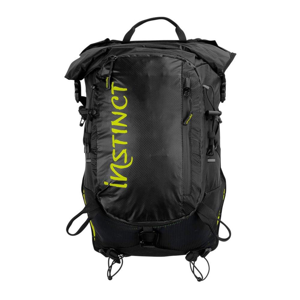 Instinct Trail Xx 24l 2x600ml Hydration Vest One Size Black / Lime