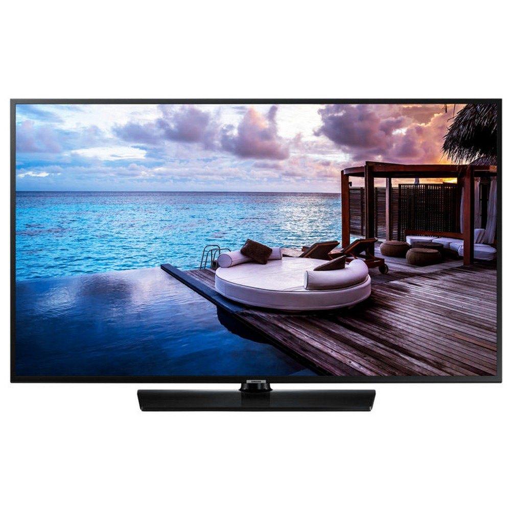 Televisor Samsung Hg65ej690ubxen 65'' 4k Uhd Led One Size Black