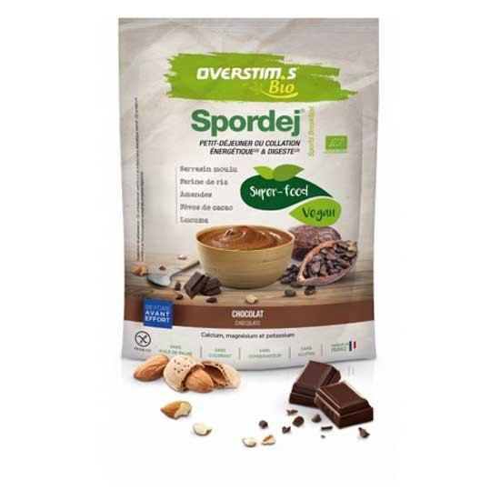 Overstims Spordej Bio 300gr Chocolat One Size