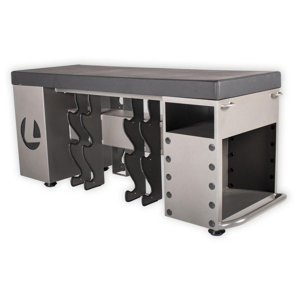Olive Fonctionnel 118 x 43 x 55 cm Grey