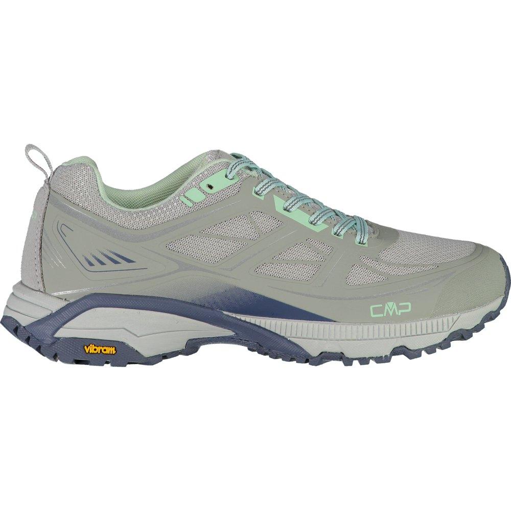 Cmp Hapsu Nordic Walking Shoes EU 36 Stone