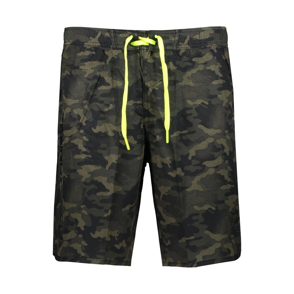 Cmp Medium Shorts XL Jungle / Giallo Fluo